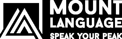 Mount Language Logo